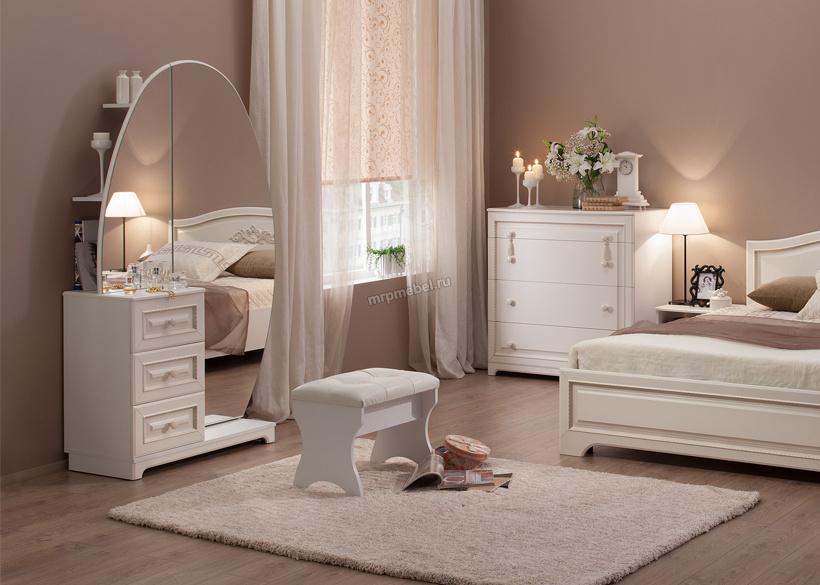 спальня белла белая фото сделать оттиск бумаге